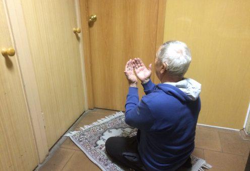 Под Рязанью за совершение молитвы оштрафован мусульманин