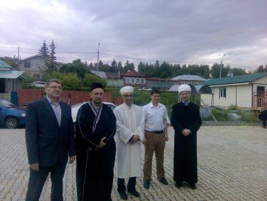 Шатер Рамадана объединил четыре ДУМ Екатеринбурга