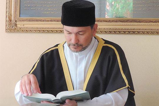 За распространение ереси лишён сана имам-мухтасиб Московской области