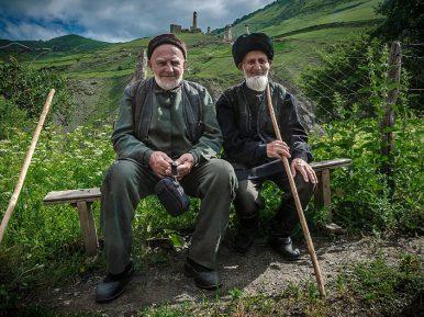 Республики Кавказа отличились самой высокой продолжительностью жизни
