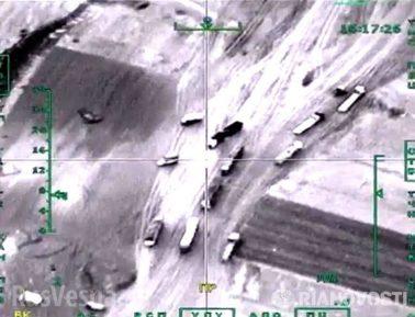 ВКС России сорвали прорыв игиловцев из Ракки. Итоги операции поражают