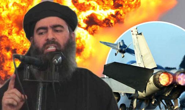 Минобороны России объявило о возможной ликвидации лидера ИГИЛ аль-Багдади