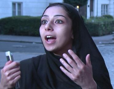Мусульманка бросилась на помощь раненым и испытала шок от увиденного