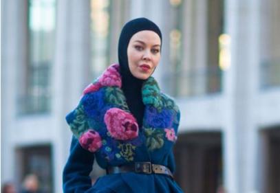 Ульяна Сергиенко: Русские хиджабы завоевывают мусульманский мир