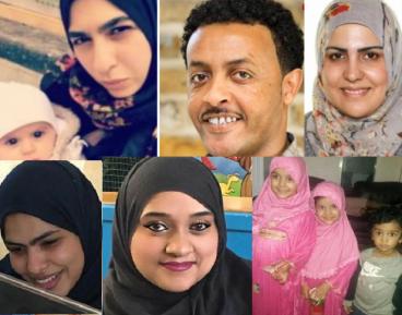 Среди погибших при страшном пожаре в Лондоне – десятки мусульман с детьми (ФОТО)