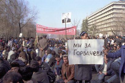 Сегодня исполнилось 20 лет окончанию кровопролитной войны в Таджикистане