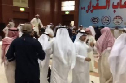 В Кувейте подрались делегации из Саудовской Аравии и Катара (ВИДЕО)
