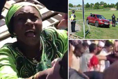 Кем оказалась женщина, врезавшаяся в толпу празднующих Ураза-байрам