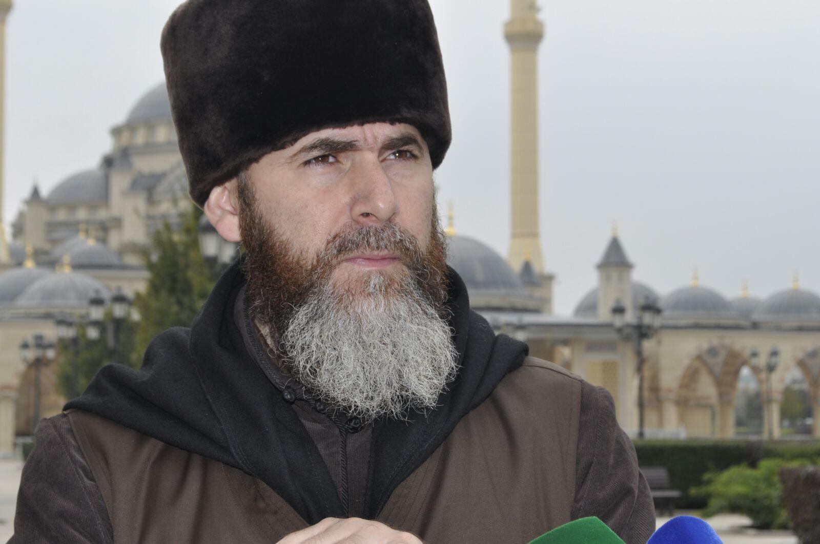Салах Межиев
