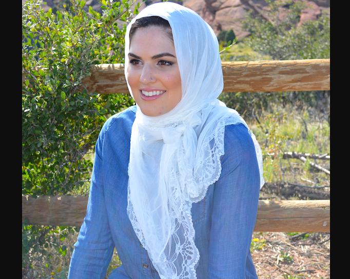 Зачем иранские женщины по средам надевают белое?