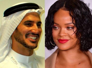 Певица Рианна деморализует саудовского миллиардера