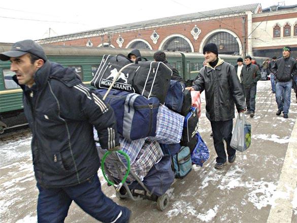 Мигрантов отправят осваивать Дальний Восток