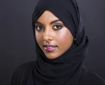 Черный платок – не «террористический», будет доказано через суд