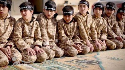 В Ираке найдена группа беспризорных чеченских детей