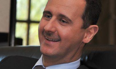 Асад исполнил заветную мечту
