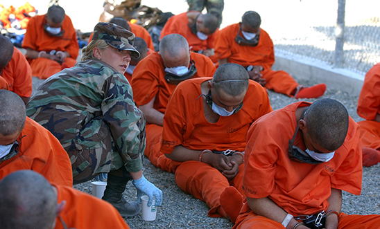 Узники Гуантанамо поведали о«пытках» русским  телевизионным каналом