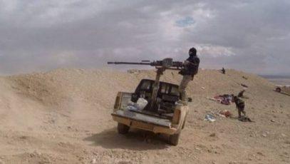 В Сети появилась запись атаки на сирийскую армию с участием смертников (ВИДЕО)