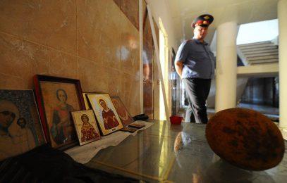 Осужденный рецидивист год скрывался от полиции в московском храме