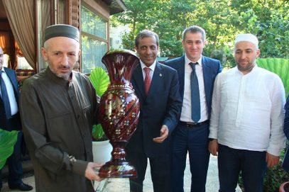 Муфтий Дагестана: Мы любим всех арабов, но особое место занимает Саудовская Аравия (ВИДЕО)