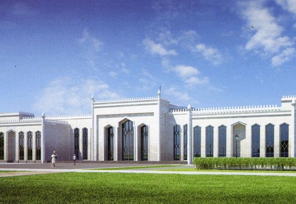 Представлен финальный проект Болгарской исламской академии