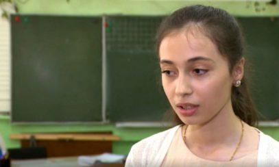 Беженка Иман стала золотой медалисткой в школе Читы