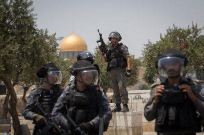 «Таинственные дыры». Палестинцы обвинили Израиль в нанесении непоправимого урона Аль-Аксе
