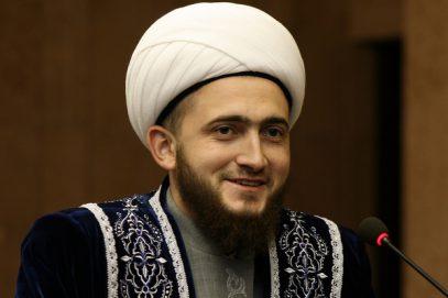 Фраза муфтия Татарстана стала хитом интернета