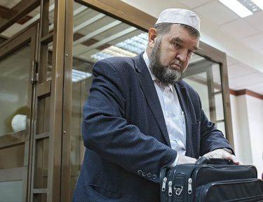 В тюрьме состояние здоровья имама Махмуда Велитова резко ухудшилось