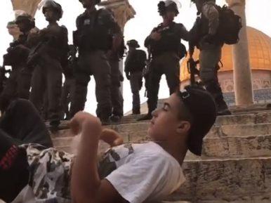 Что на самом деле произошло в Аль-Аксе в четверг (ВИДЕО)