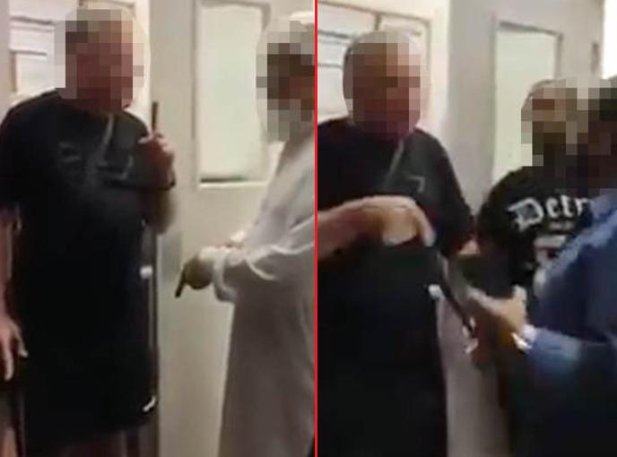 Пьяный «христианин» явился в дом Аллаха – чем все закончилось? (ВИДЕО)