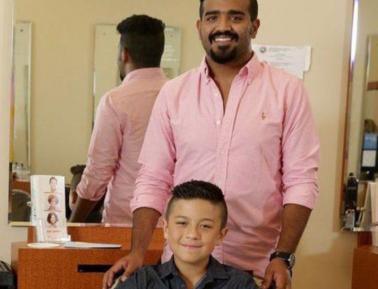 Молниеносная реакция саудовца спасла 9-летнего ребенка от верной смерти
