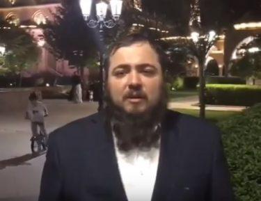 В Израиле поражены реакцией чеченских евреев на заявление Кадырова об Аль-Аксе (ВИДЕО)