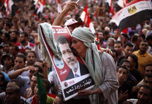 В Египте массово приговорили сторонников «Братьев-мусульман»