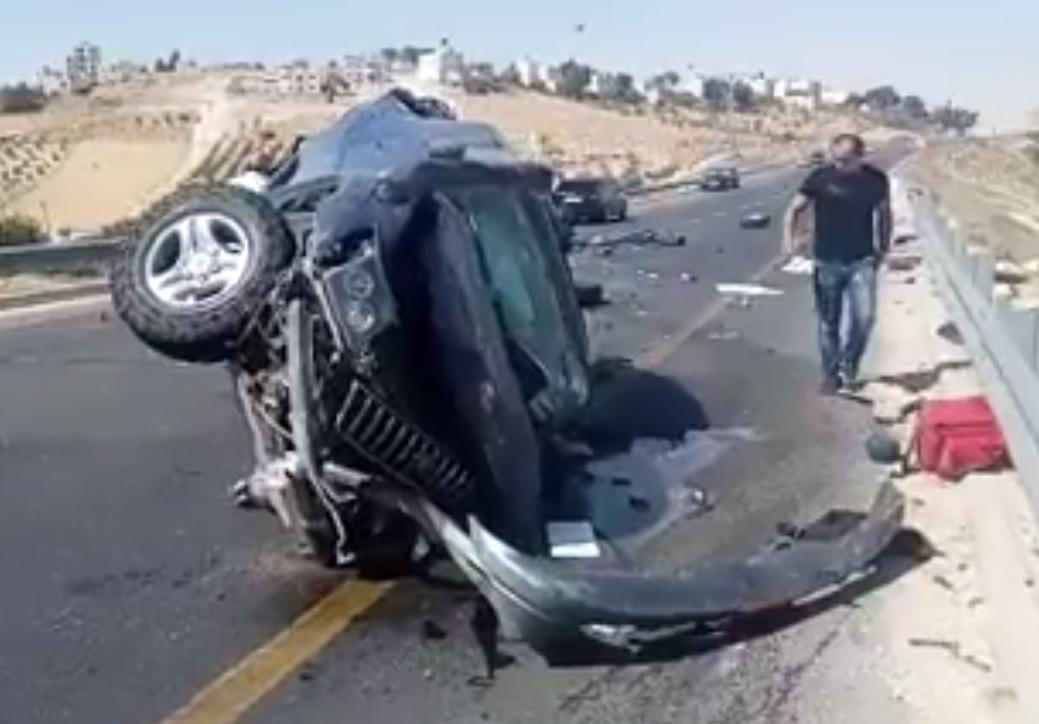 В Израиле шокированы поступком палестинцев при ДТП с еврейскими поселенцами (ВИДЕО)