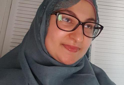 Молодая мусульманка удивила «еврейским» выбором профессии