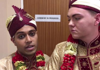 Шиитский лидер ушел в отставку, отпраздновав однополую свадьбу сына (ВИДЕО)