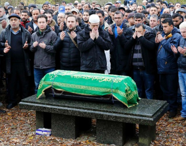 И после смерти нет покоя. Как покойники страдают от исламофобии