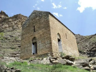 В Дагестане, для привлечения туристов, благоустроют церковь