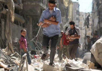 Названо общее число жертв войны в Сирии
