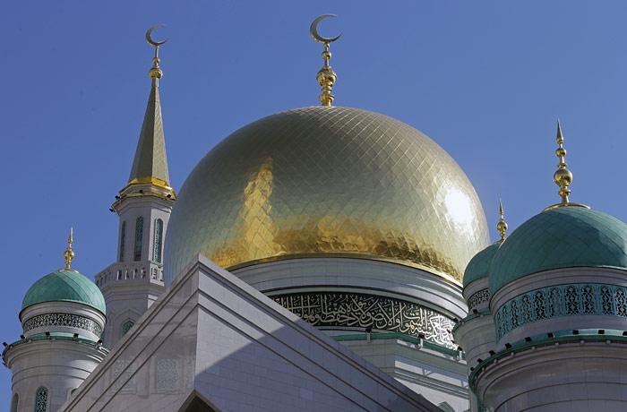 ДУМ РФ возмущено «семью мечетями» Москвы