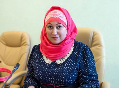 Наиля Зиганшина — о пособии по сексу: У мусульманок с этим все в порядке