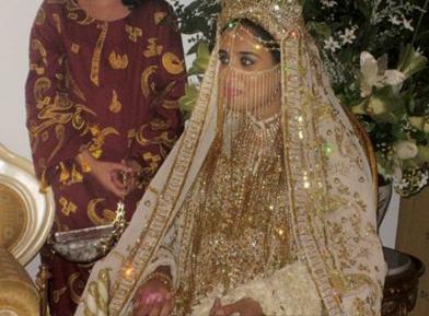 Саудовская невеста решилась на экстрим ради жениха