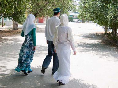 Как в Казани обстоят дела с многоженством