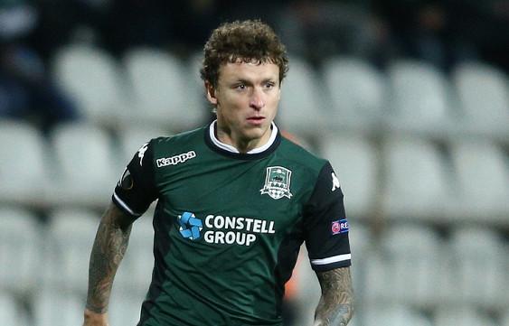 Футболист «Краснодара» крепко оскорбил игрока из Грозного
