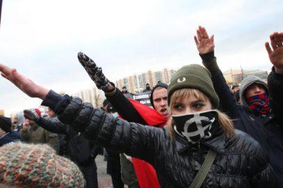 В Москве обезврежены резавшие мигрантов неонацисты-палачи
