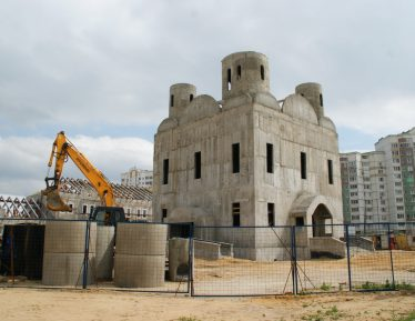 Муфтий и священник прокомментировали строительство церквей в Москве мусульманами