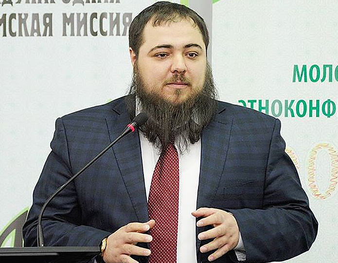 Глава еврейской общины Чечни Моисей Юнаев
