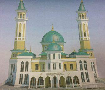 Вопрос строительства мечети в Перми отдали на откуп публике