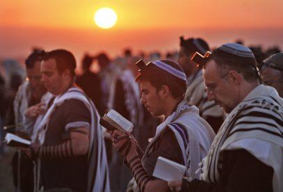 После выступления в защиту Аль-Аксы чеченские евреи предприняли важный шаг