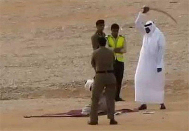 Публичное отсечение головы - вид смертной казни, установленной шариатом